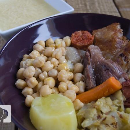 cocido casero tradicional