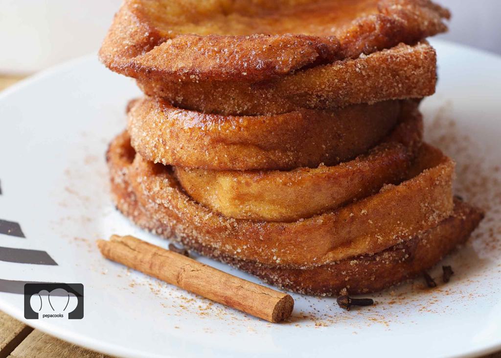 receta de torrijas caseras