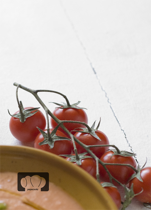 gazpacho andaluz casero