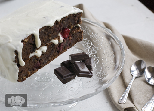 doble brownie de chocolate y nueces