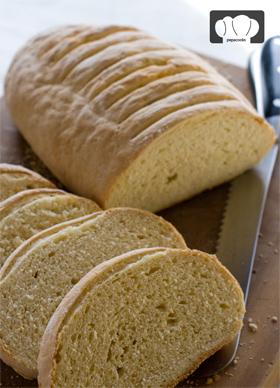 Receta de pan casero de torrijas
