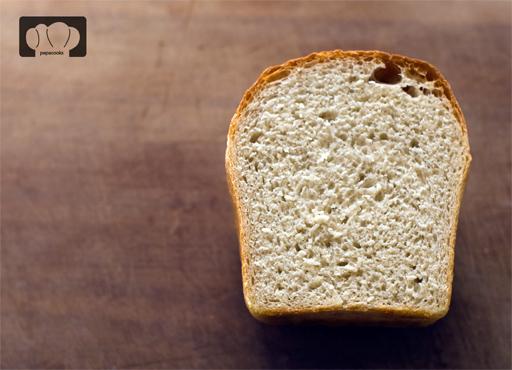 receta de pan de molde o pan de sandwich