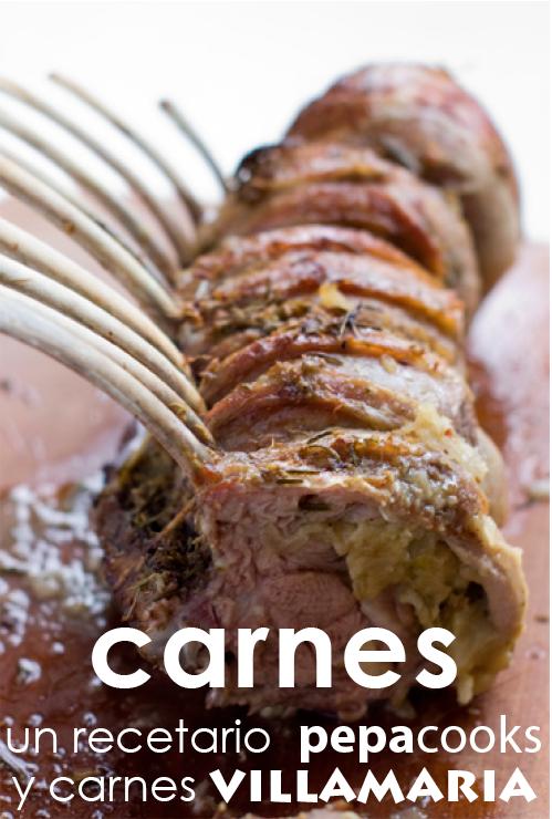 recetario de carnes