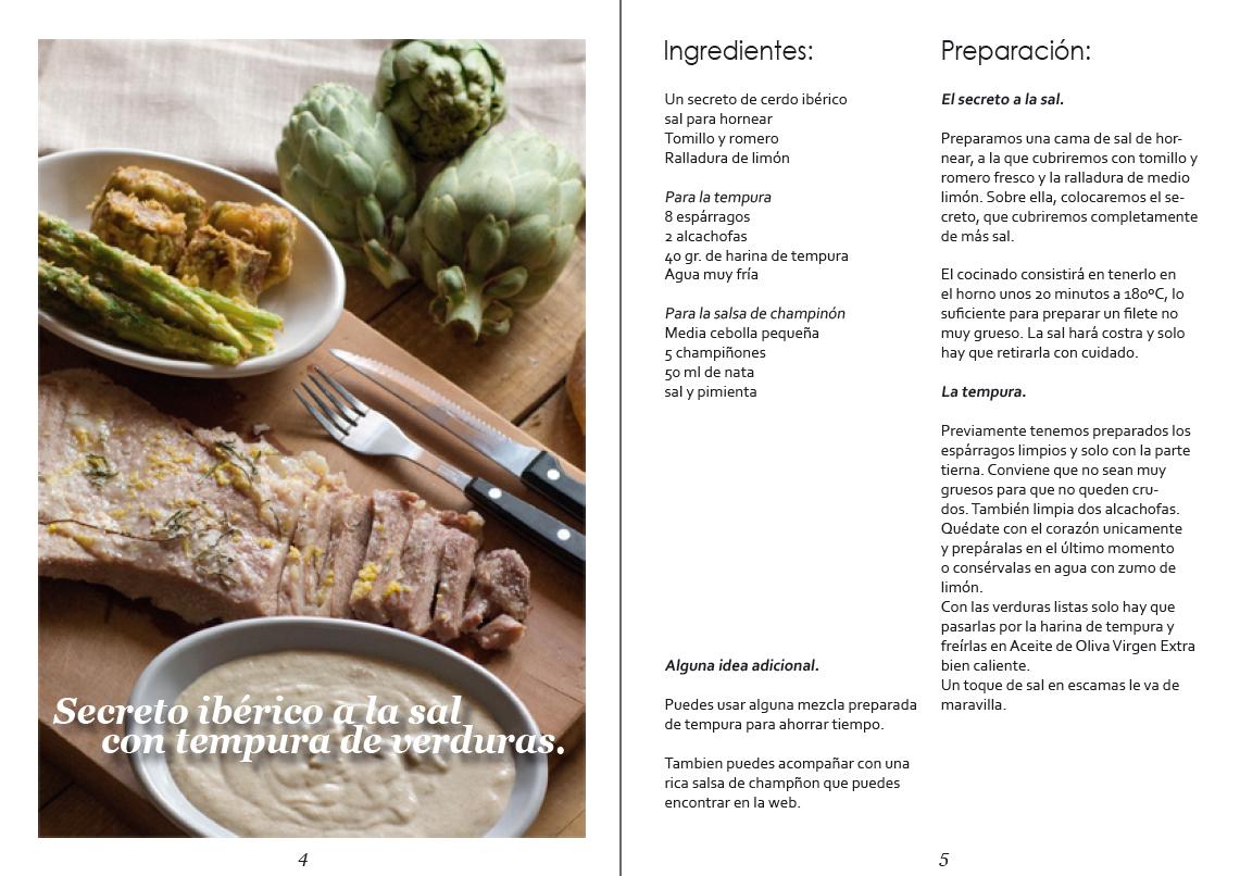 receta de recetario de carnes