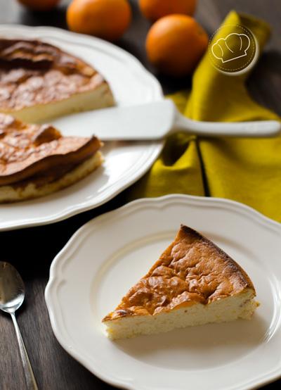 receta de Tarta de queso y yogur natural