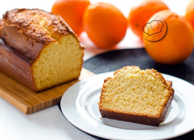 receta de Bizcocho de naranja