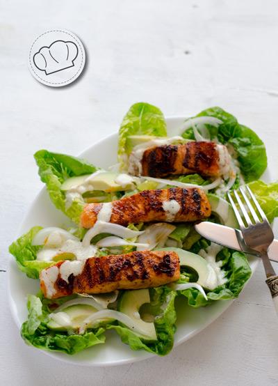 receta de http://pepacooks.com/wp-content/uploads/2014/07/Ensalada-de-Aguacate-y-salmon-especiado-03.jpg