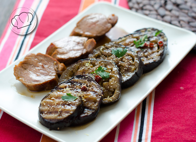 receta de alubias estofadas con repollo salteado